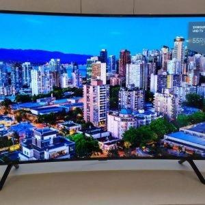 تلویزیون 55اینچ و4Kسامسونگ مدل:55RU7300