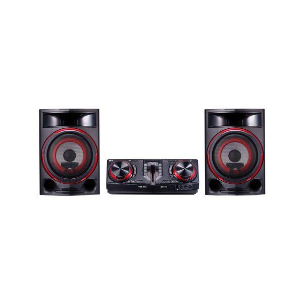 سیستم صوتی ال جی مدل:CJ87
